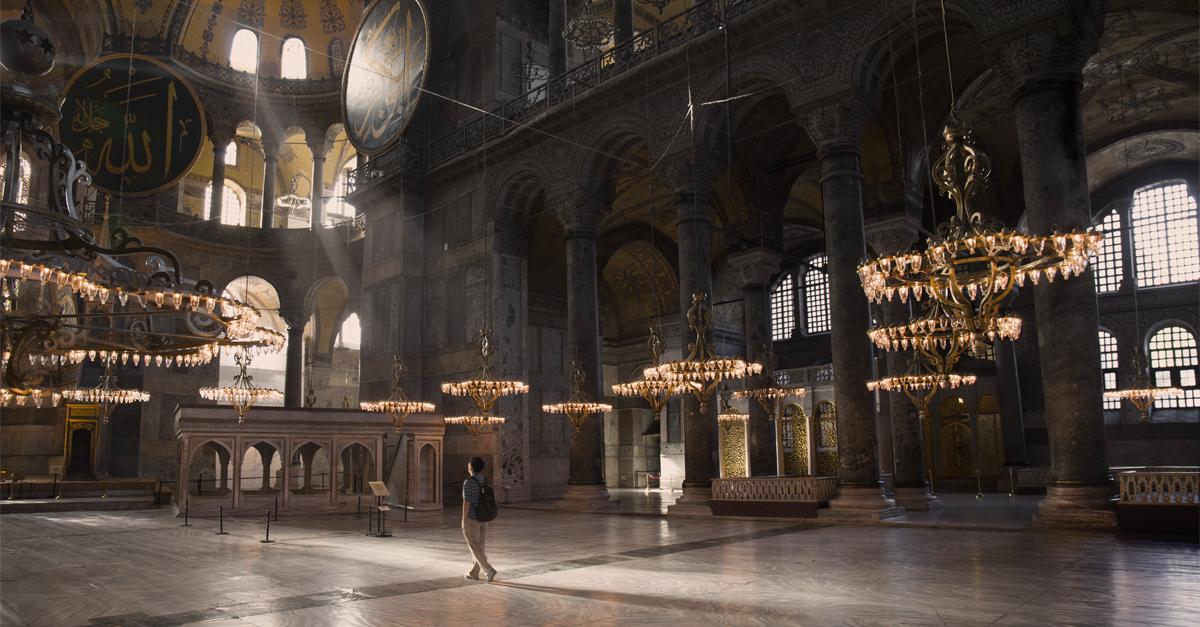 Basilica di Santa Sofia, Istanbul / Ignacio Pereira