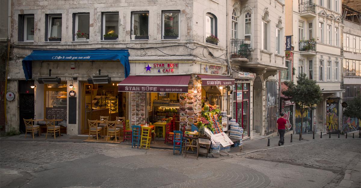 Quartiere Beyoglü