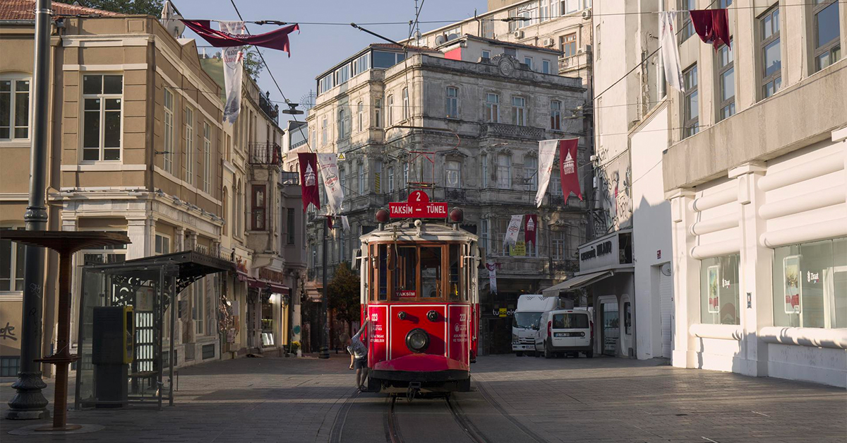 Viale İstiklal