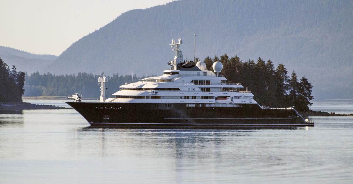 Il suo yacht personale è in vendita per 295 milioni di euro