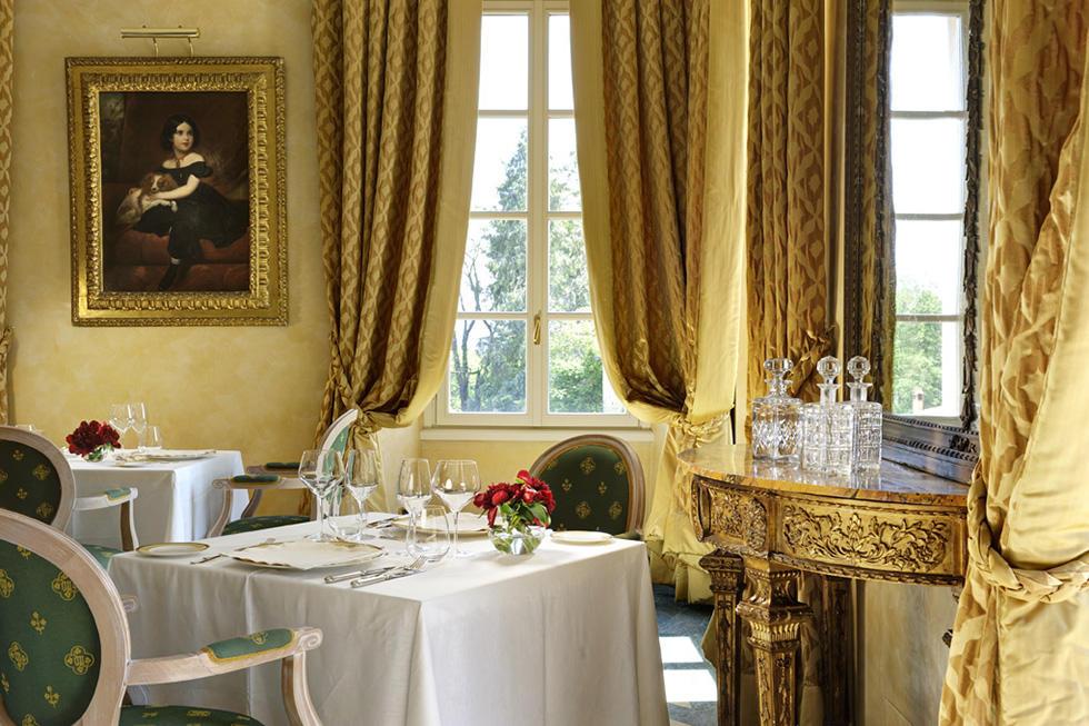 Sala da pranzo / castellodalpozzo.com
