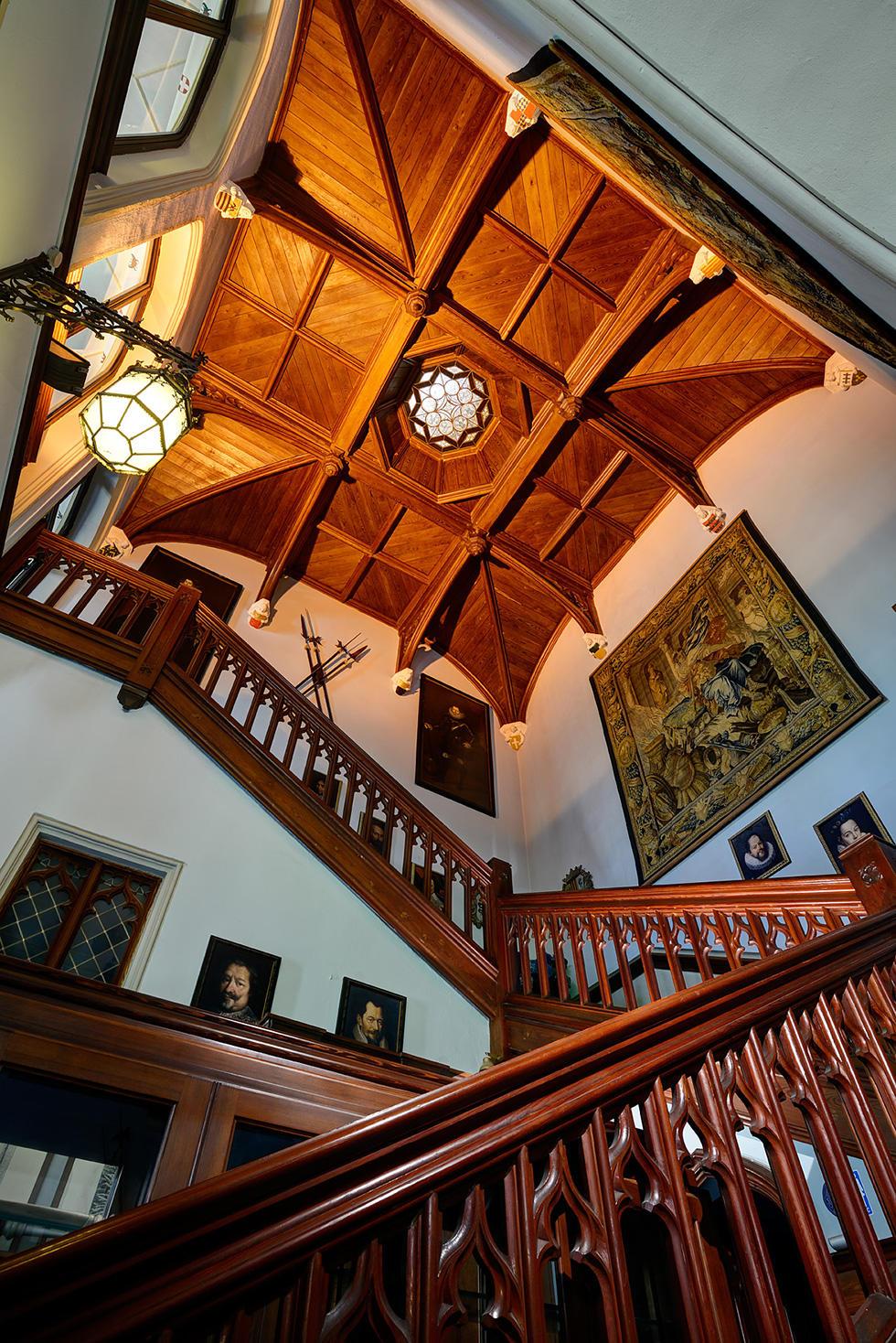 Scalinata / castellodalpozzo.com
