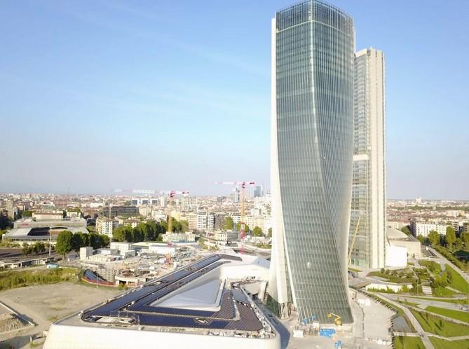 Torre Generali, Citylife © CityLife S.p.A.