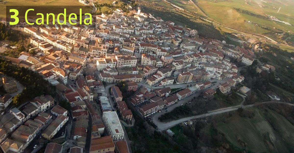 Candela, Foggia