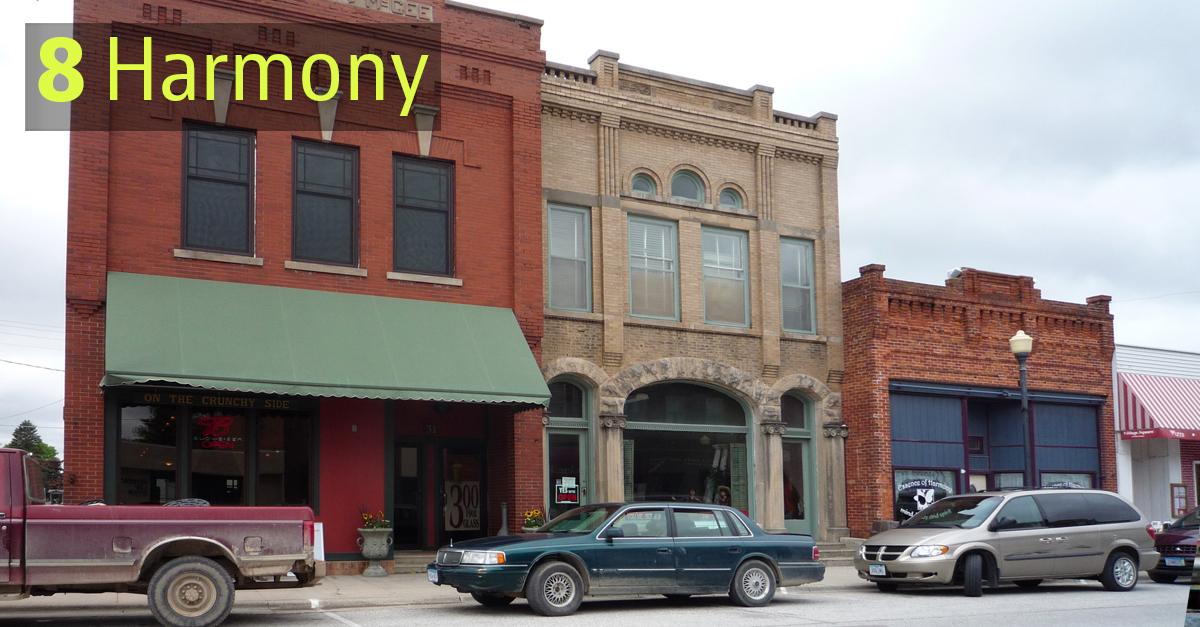 Harmony, Minnesota
