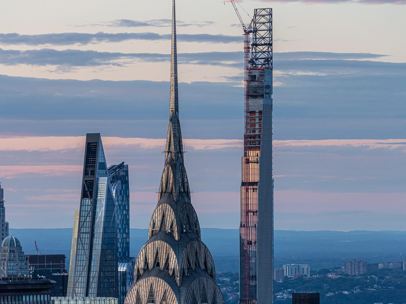 Vista da Steinway Tower / Katie Warren/Business Insider