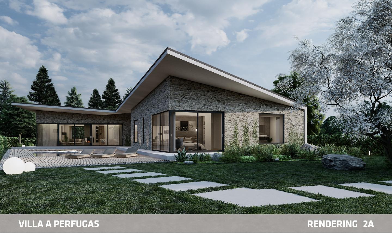 Una villa da sogno realizzata a Sassari