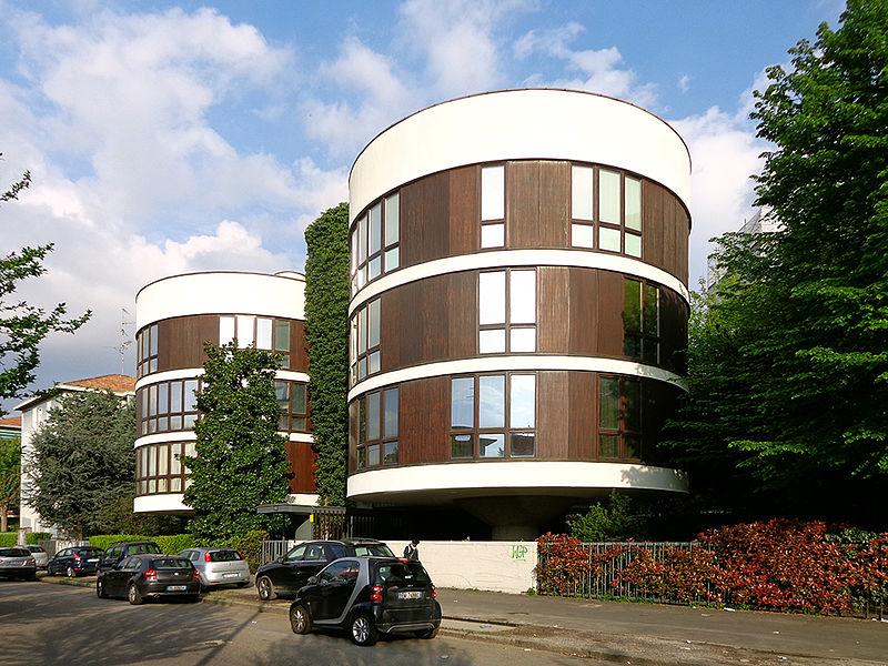 casa tre cilindri / Creative commons