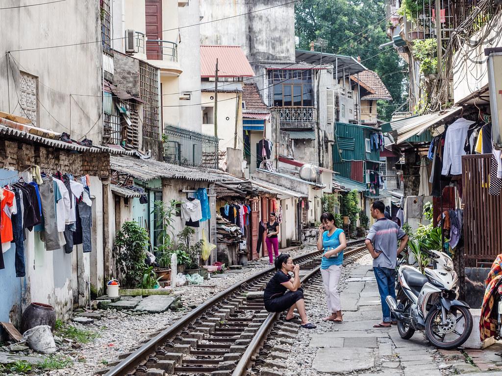 Hanoi, capitale del Vietnam
