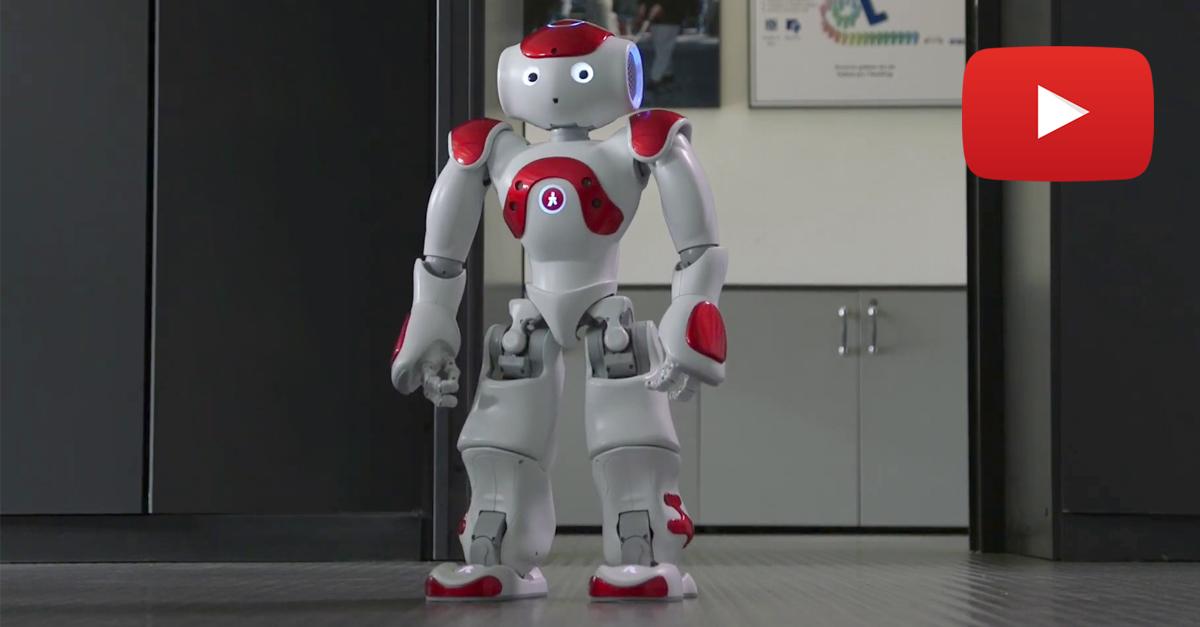 Robot Nao Enea (Enea Channel)