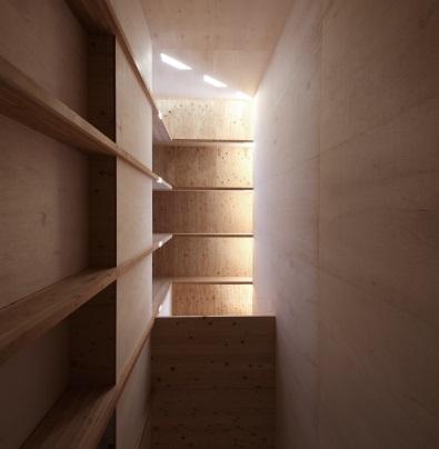 Progettata dal giapponese Katsutoshi Sasaki