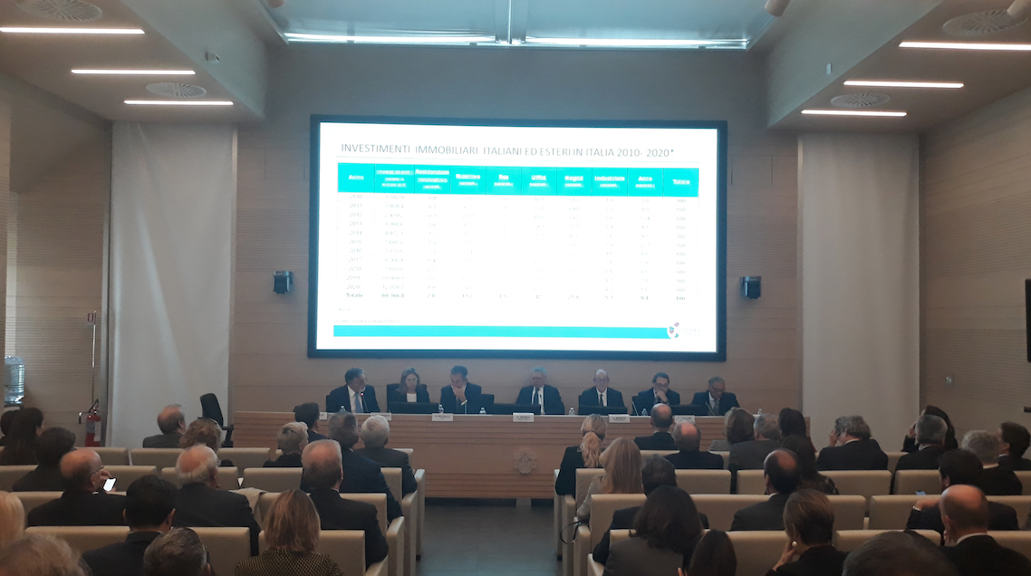 """Il convegno """"Investire nella locazione - Limiti e opportunità"""" di Sidief e Banca d'Italia"""