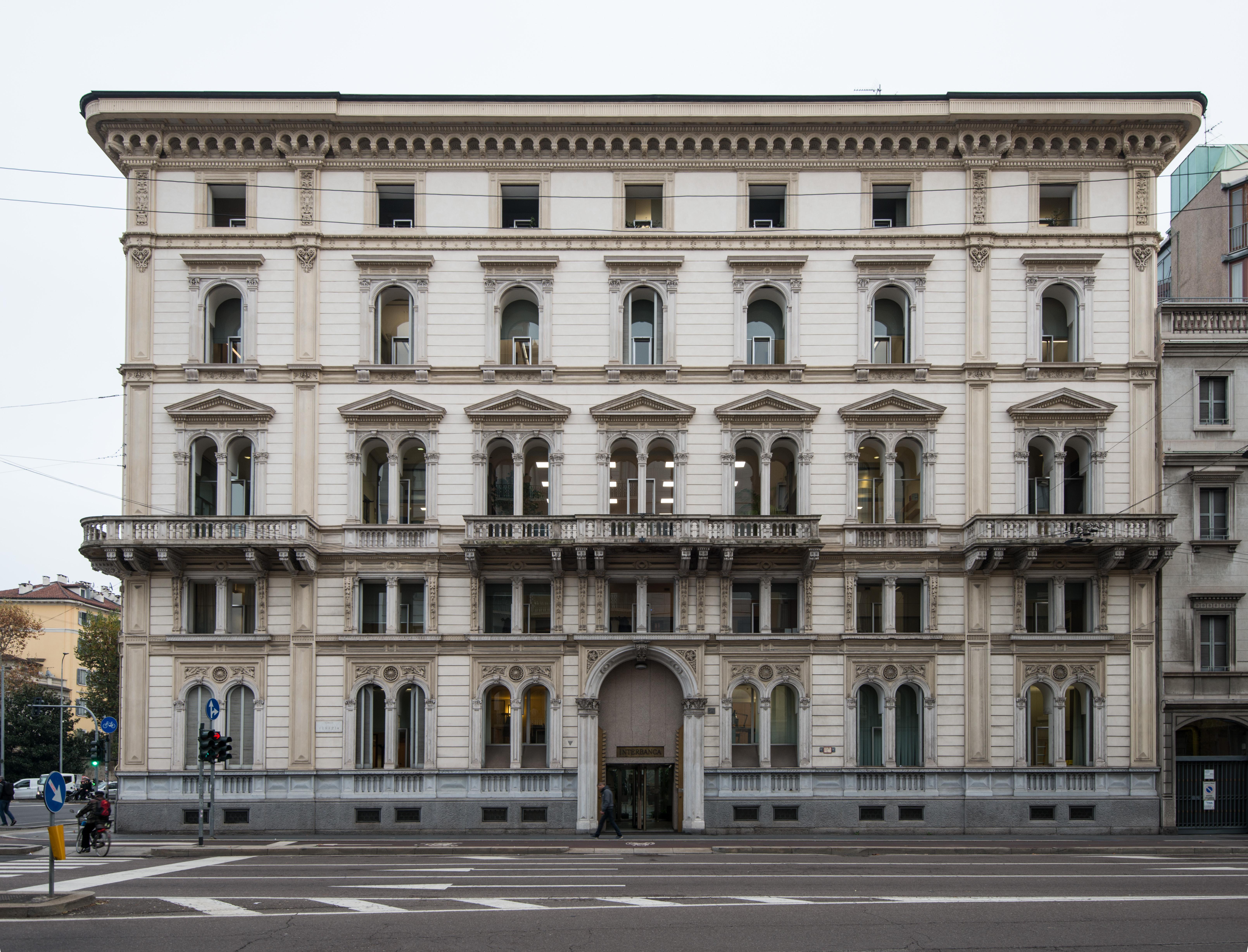Corso venezia 56 Milano