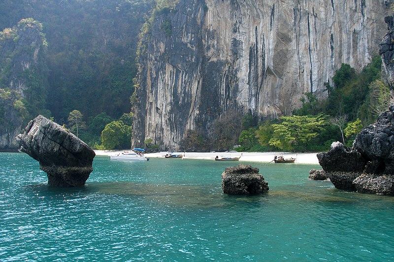 Phang Nga Bay, Thailandia