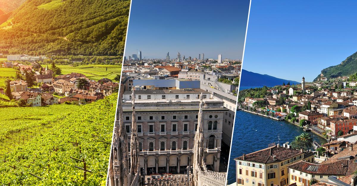 Le città in cui si vive meglio in Italia