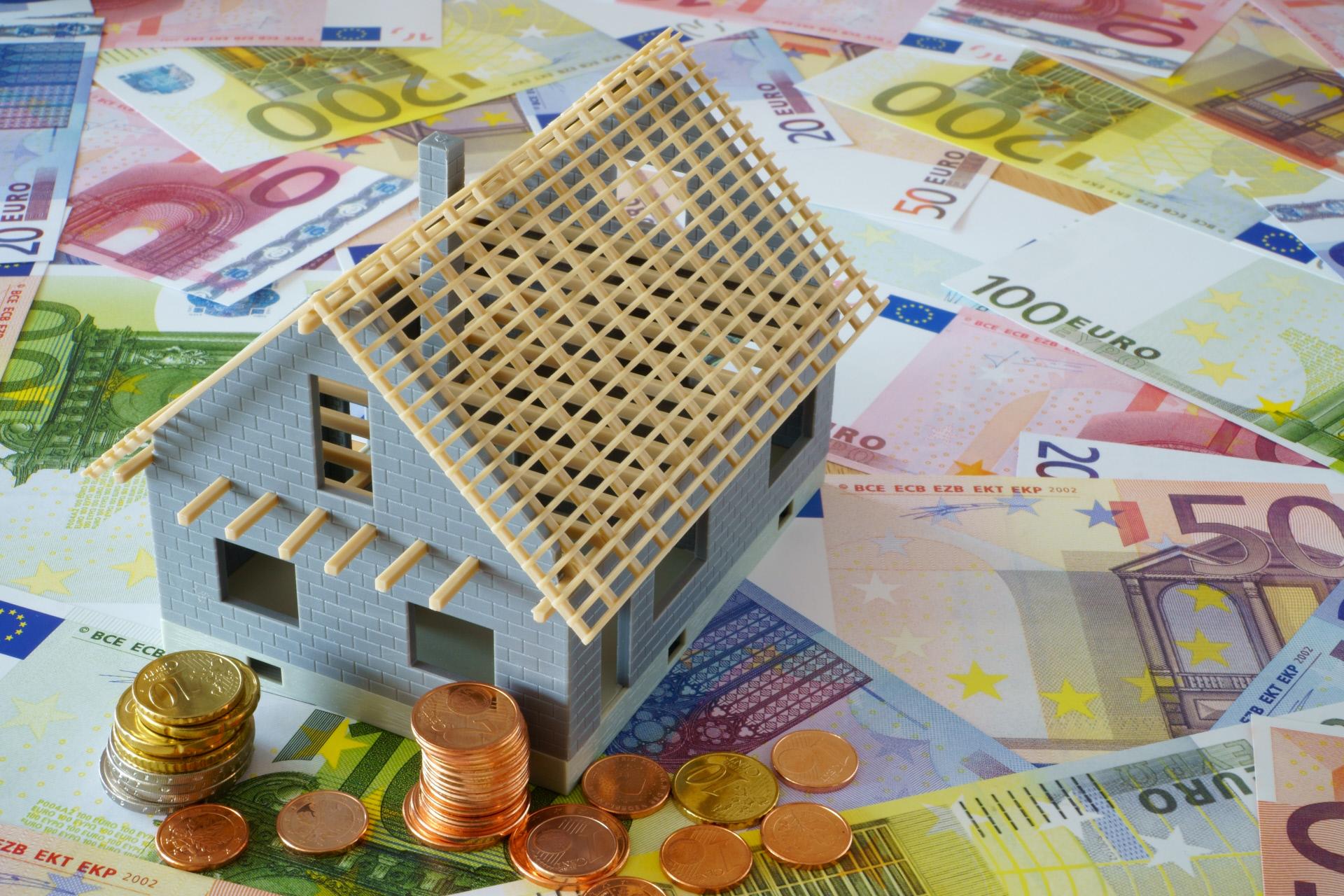 Sofferenze bancarie garantite da immobili / Gtres