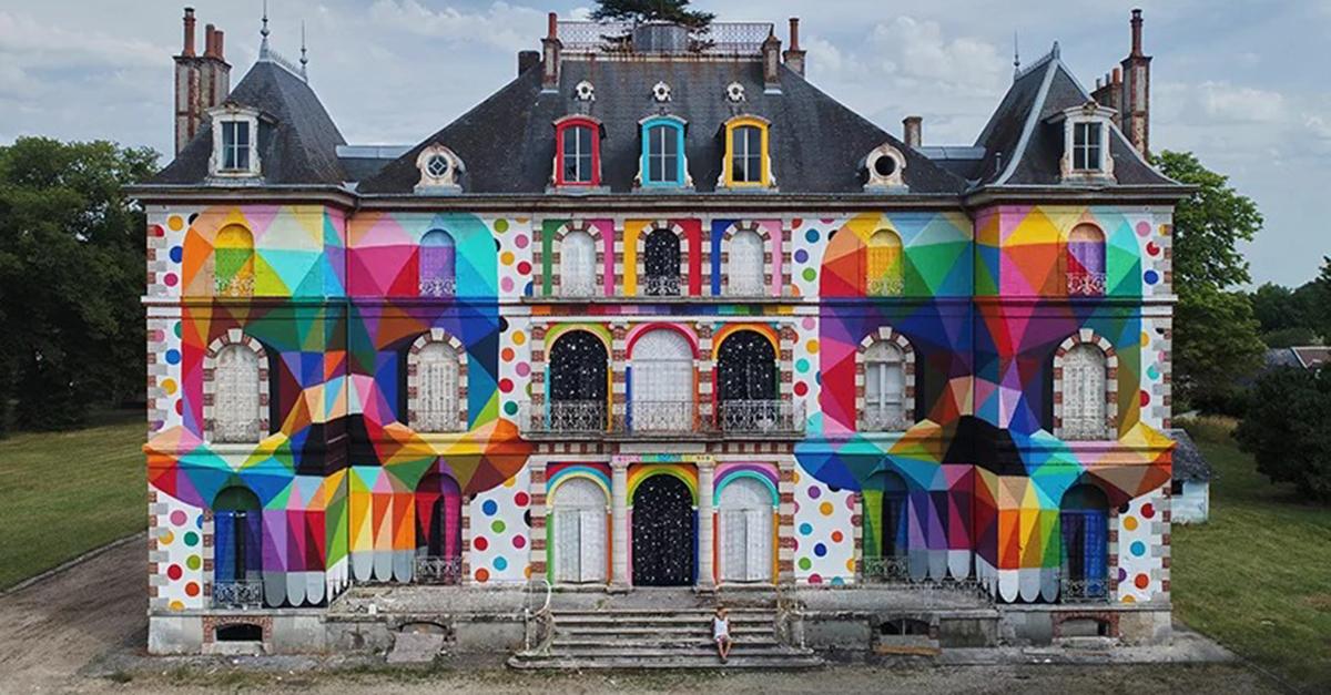 Il restyling di un palazzo francese del XIX secolo