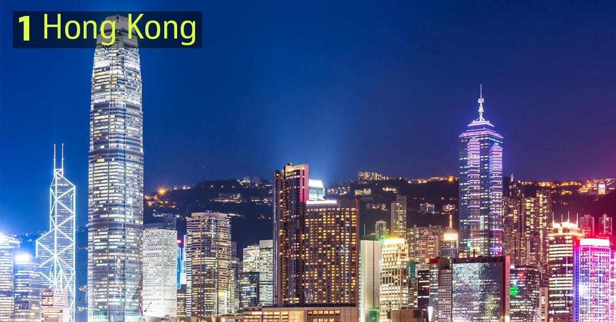 Hong Kong / Gtres