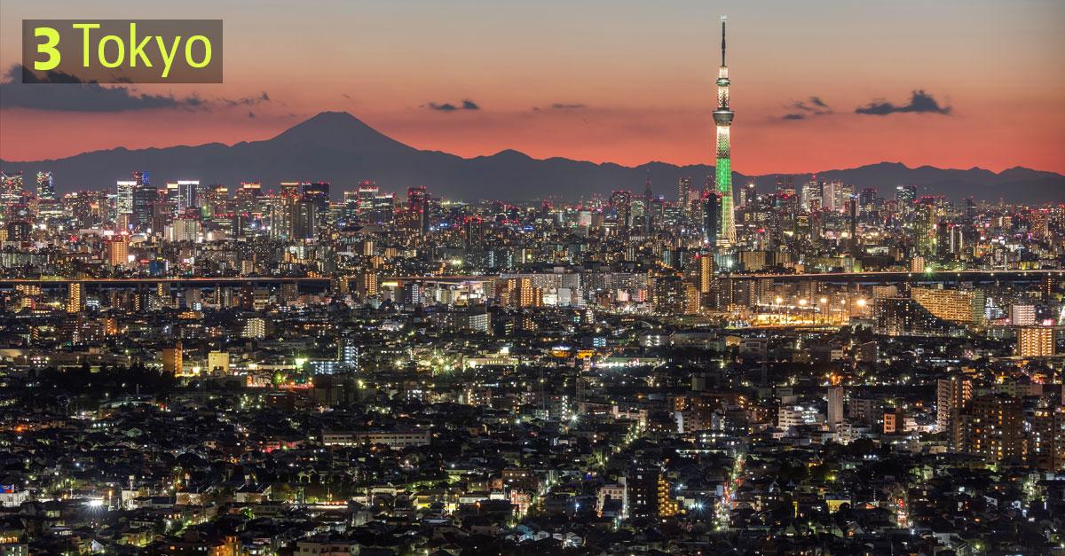 Tokyo / Gtres