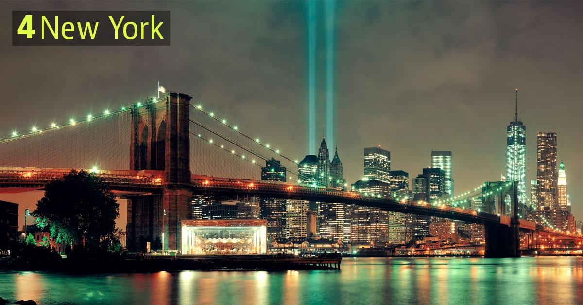 New York / Gtres