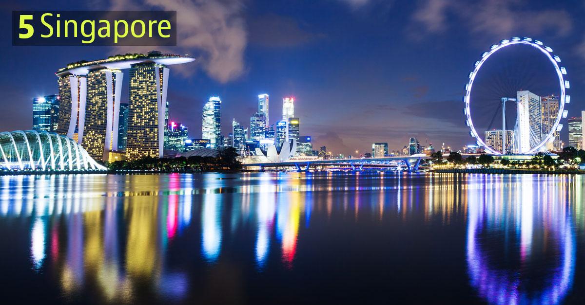 Singapore / Gtres