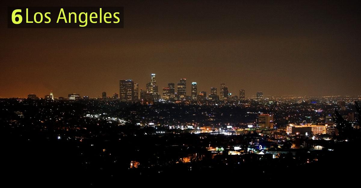 Los Angeles / Gtres
