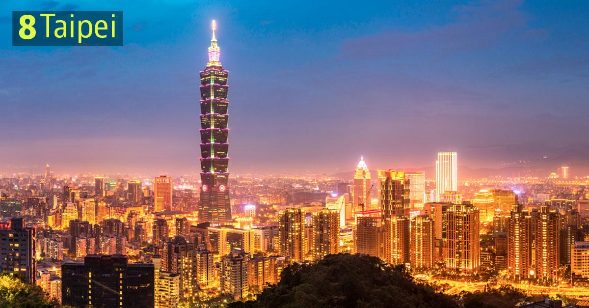 Taipei / Gtres