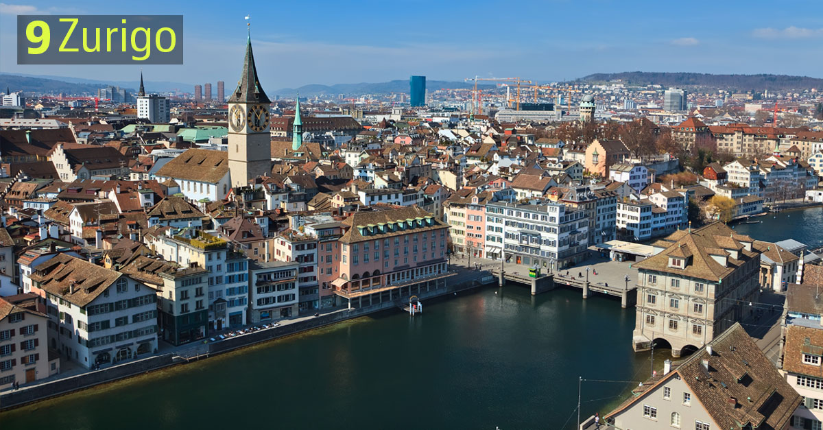 Zurigo / Gtres