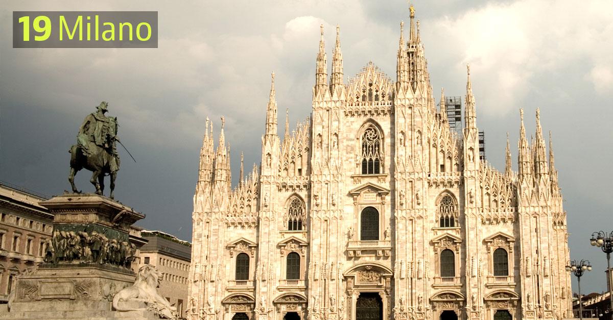Milano / Gtres