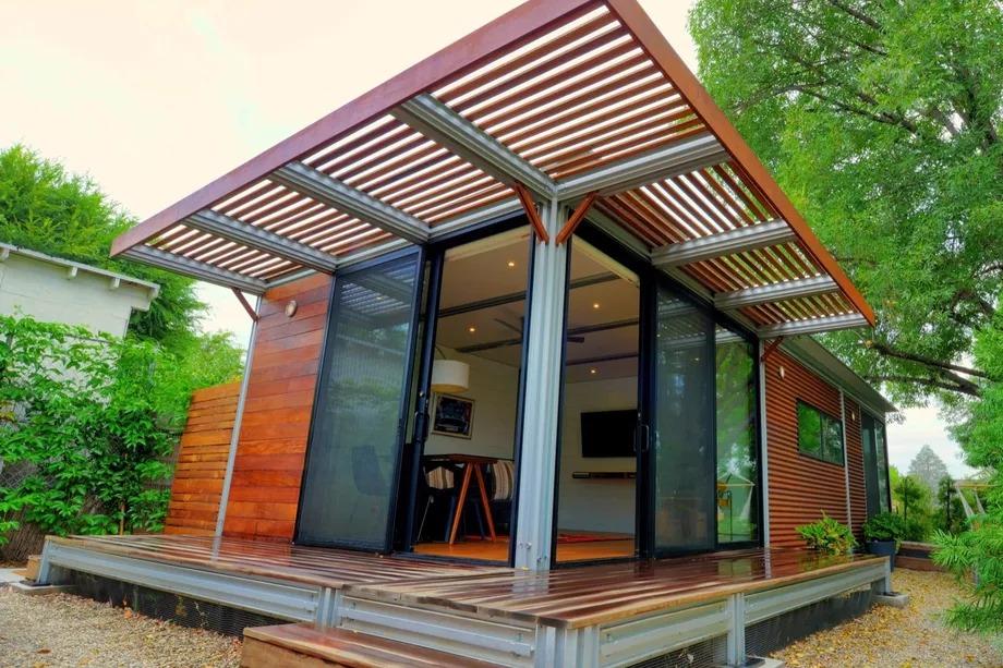 Un modello di casa prefabbricata / KitHaus