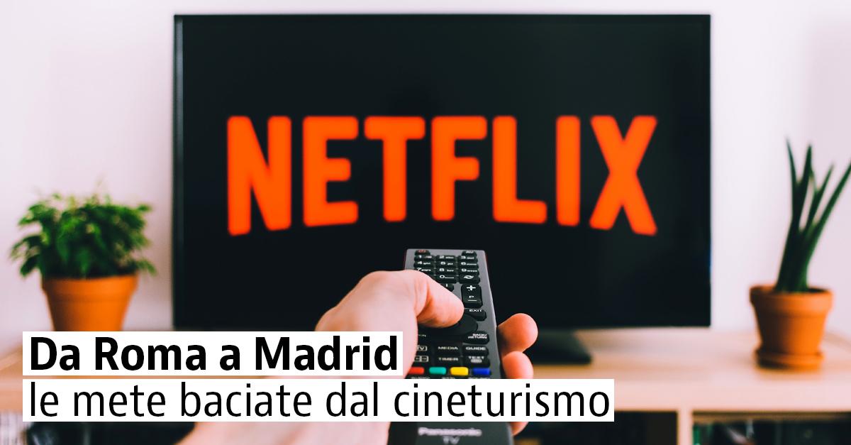 Dove sono state girate le serie di grido di Netflix?
