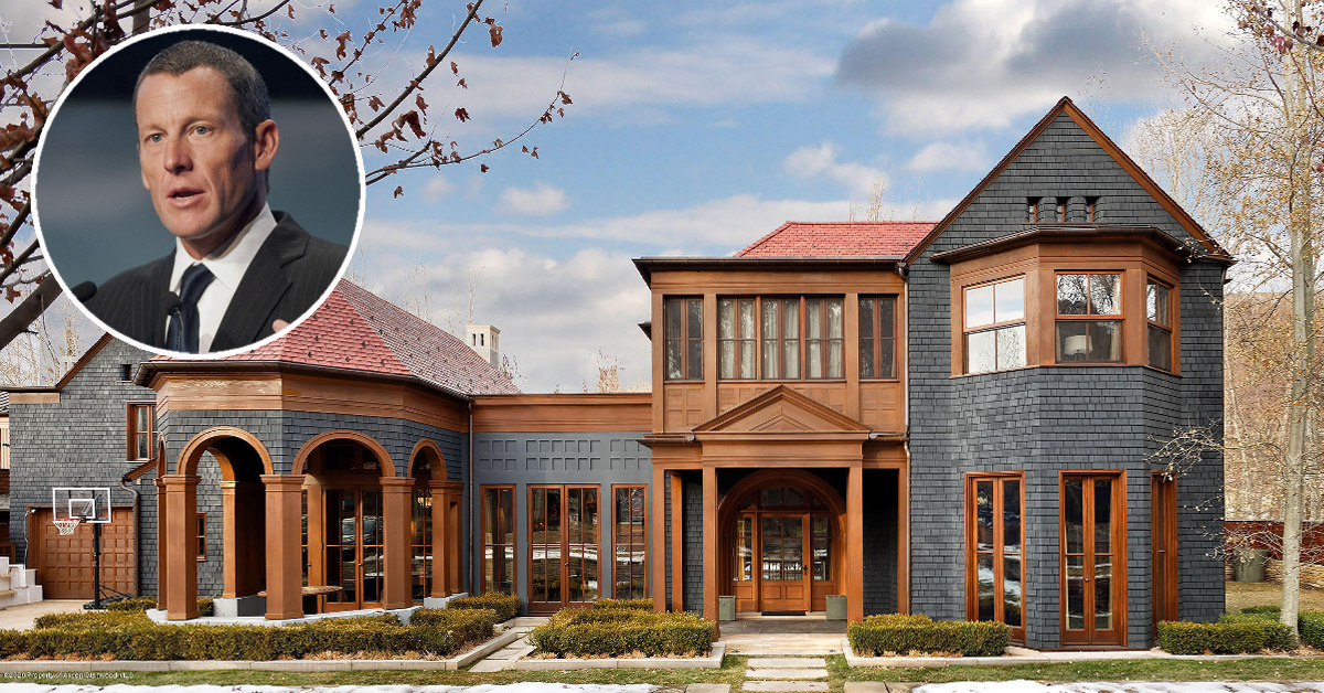 La casa di Lance Armstrong