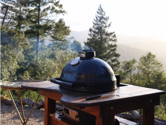 Zona barbecue / Bela/Thisxlife