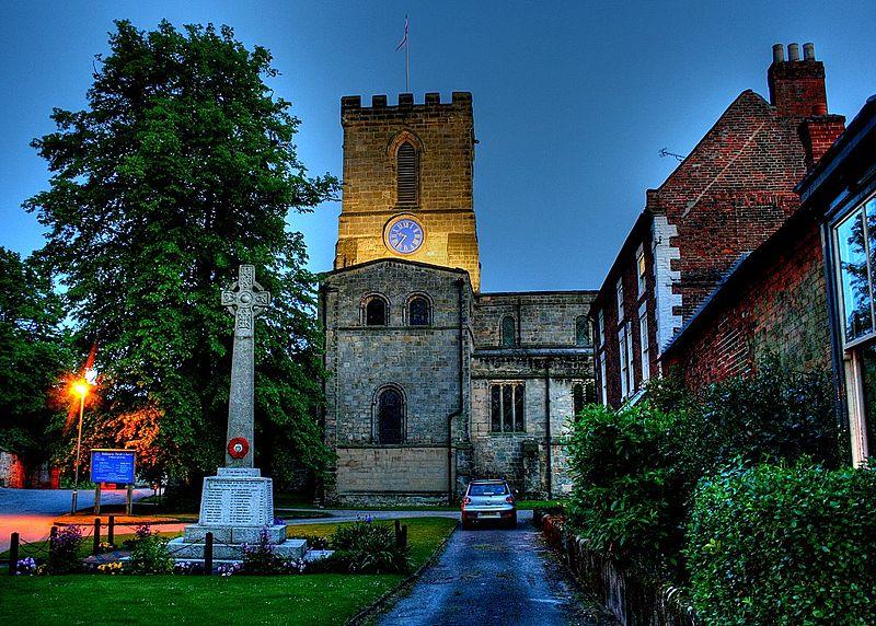 Melbourne, Derbyshire / Wikipedia