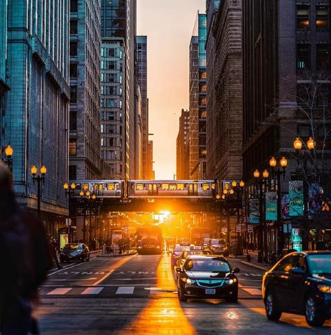 Chicago / garethpon on Instagram