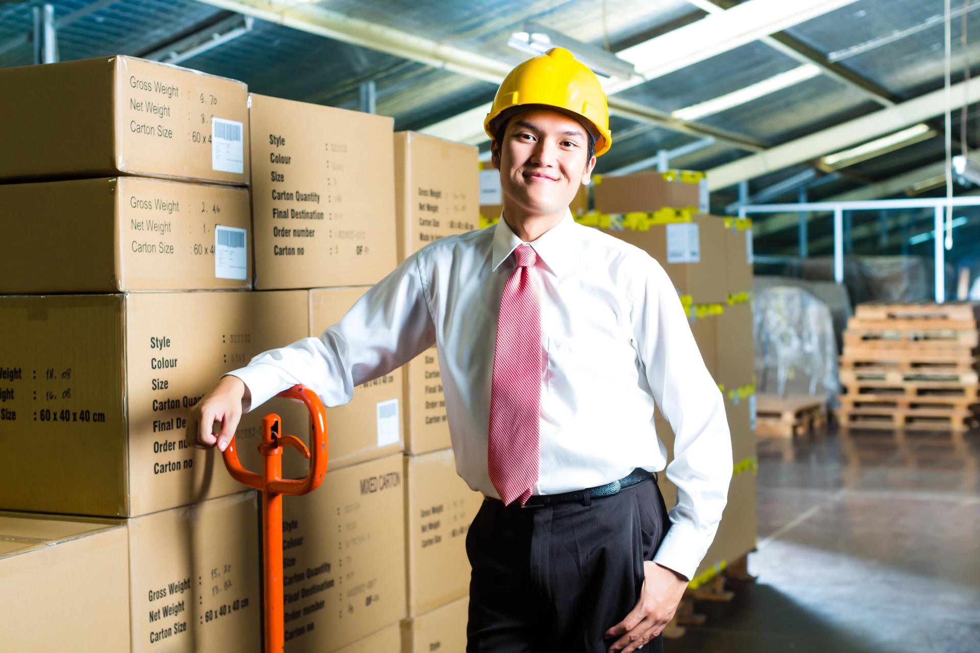immobiliare logistica