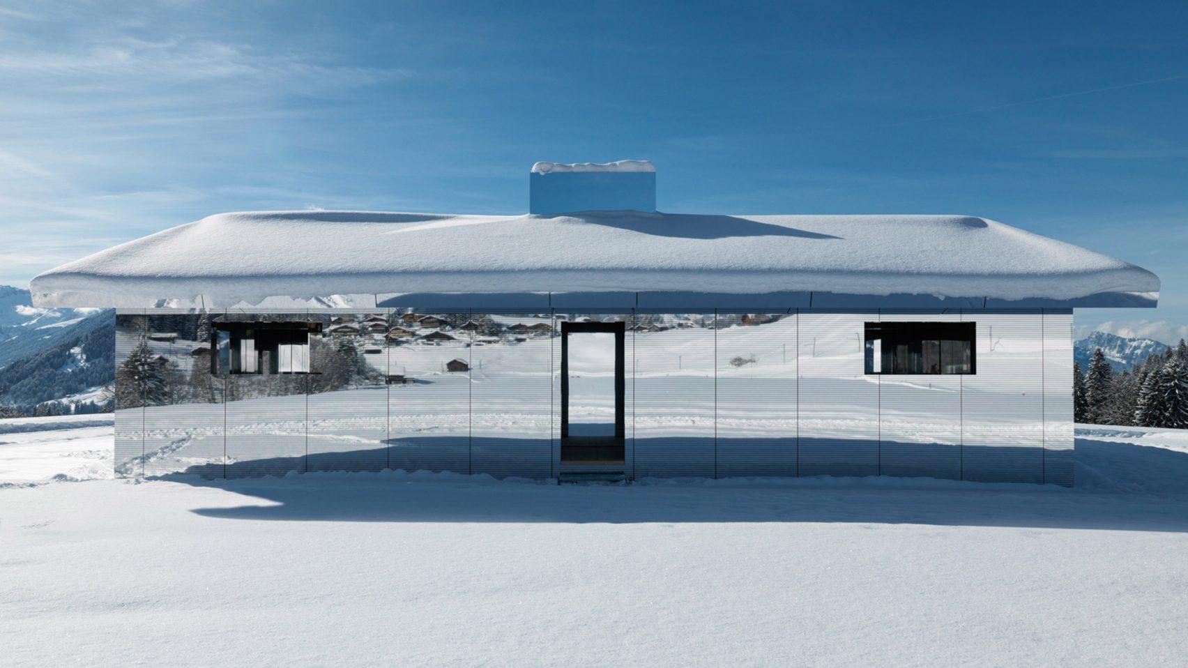 Mirage Gstaad / www.dezeen.com