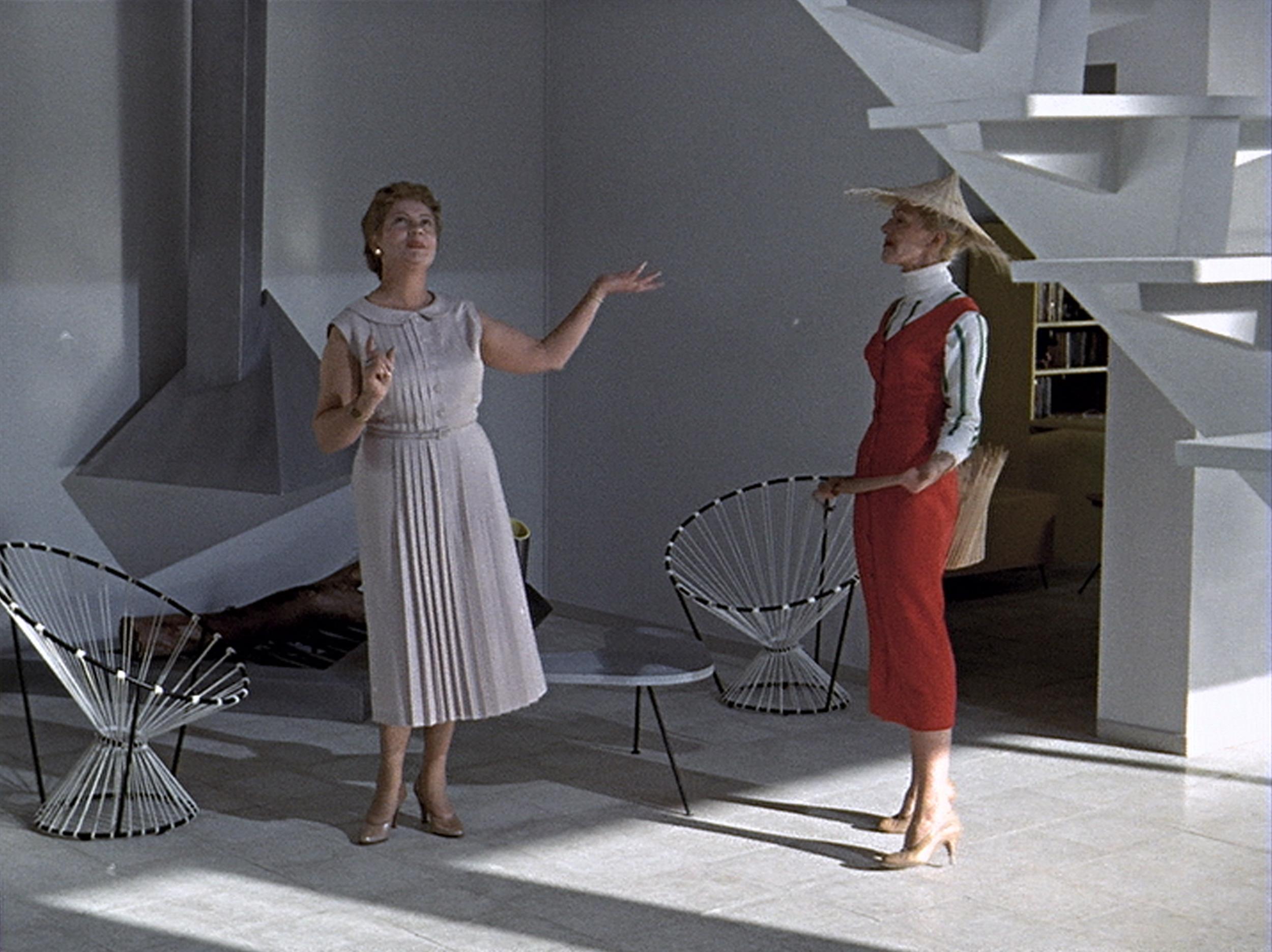 Jacques Tati, Mon Oncle (filmstill), 1958