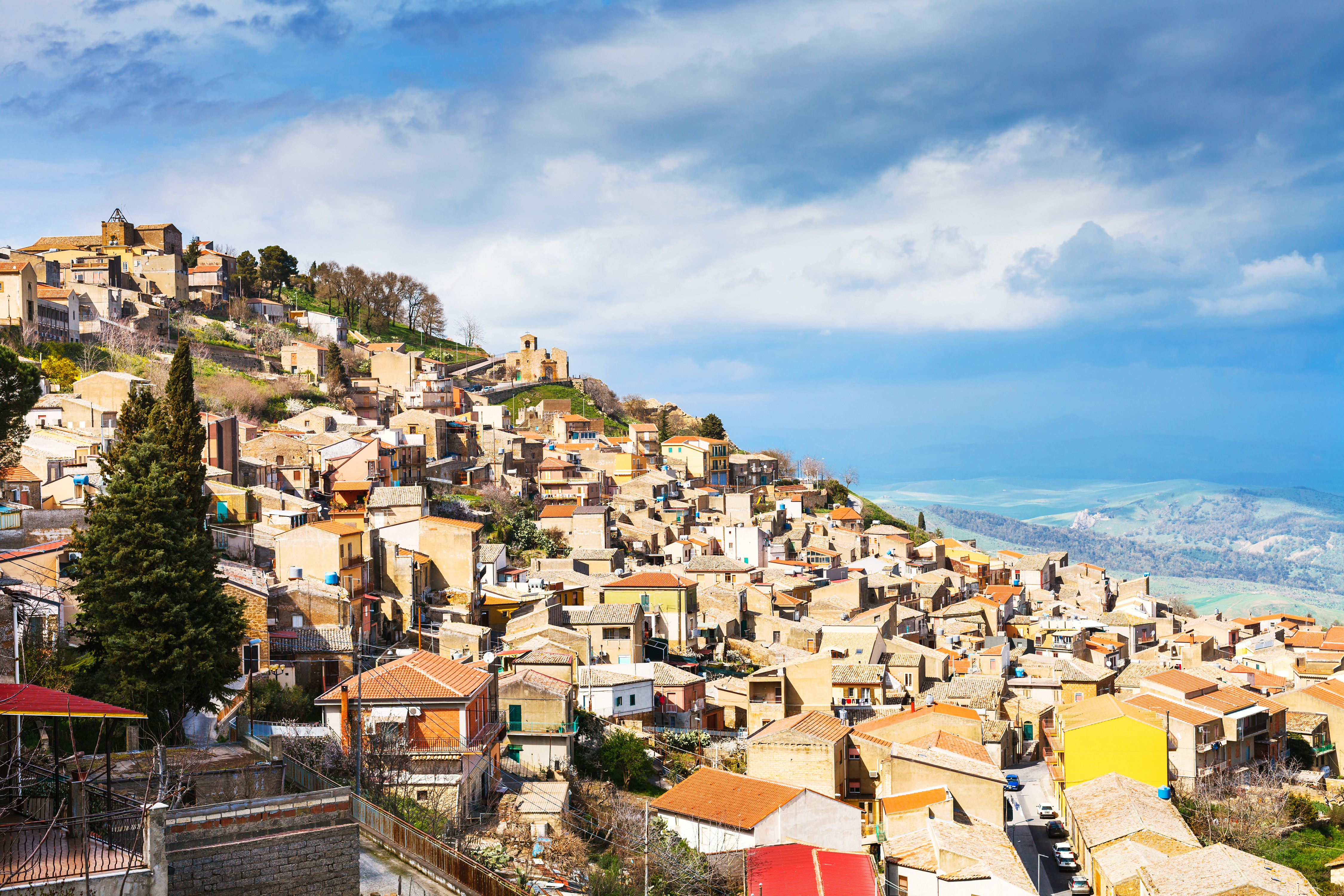 Aidone, Sicilia / Gtres