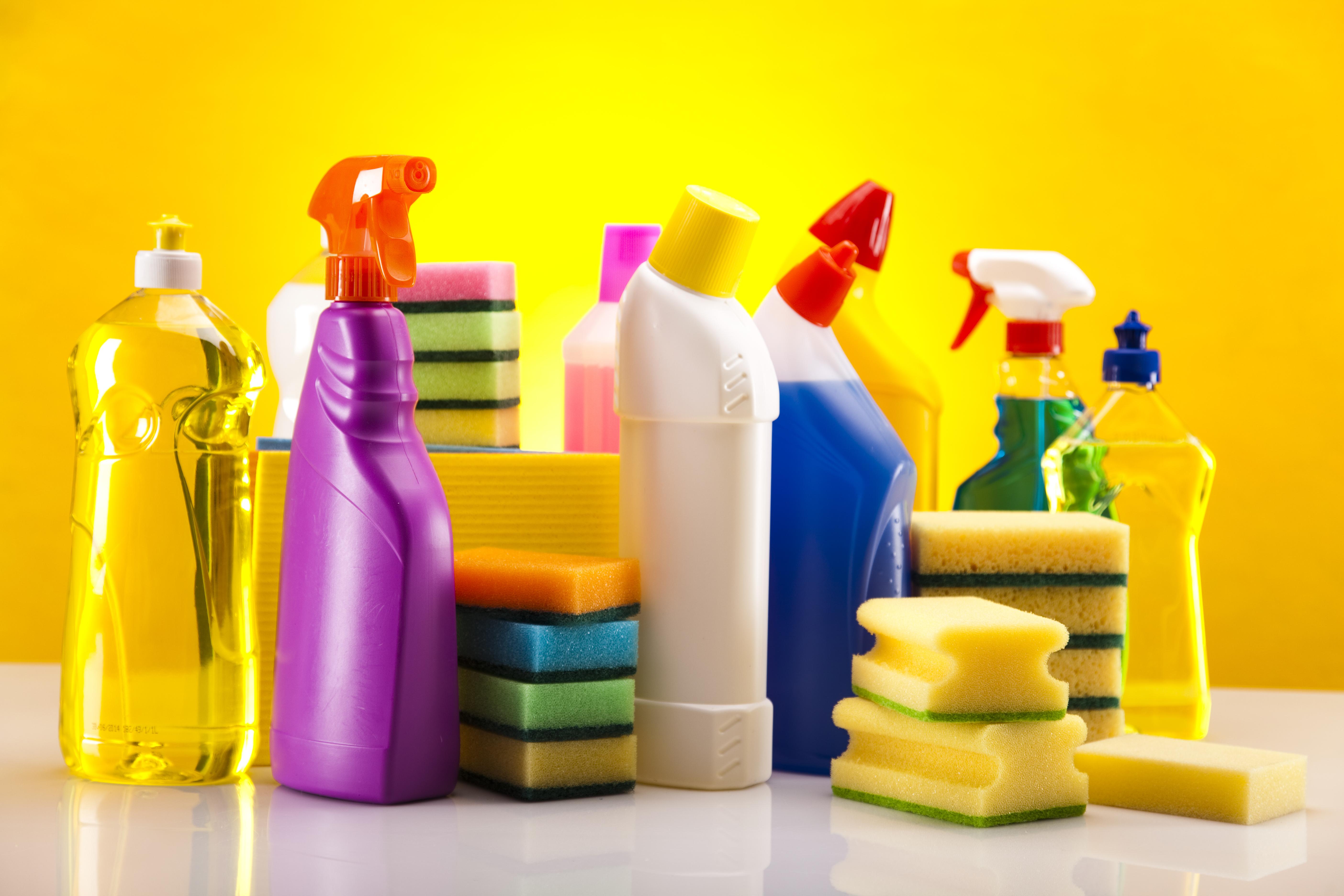 In che modo pulire e disinfettare la casa