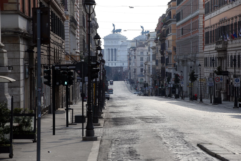 Via Nazionale - Alberto Lo Bianco / Gtres