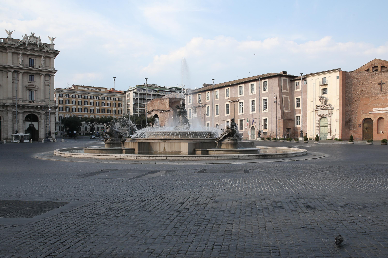 Piazza della Repubblica - Alberto Lo Bianco / Gtres