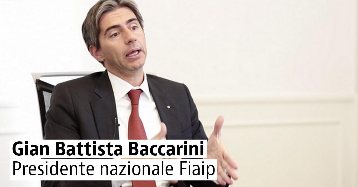 Presidente Fiaip, Gian Battista Baccarini