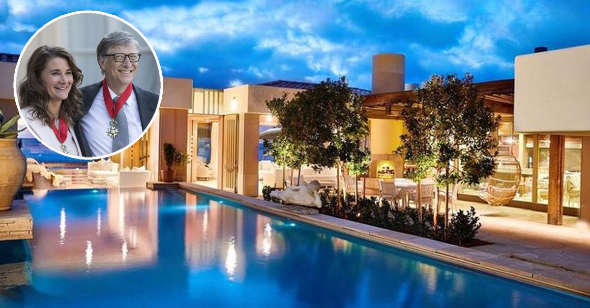 I coniugi Gates hanno comprato questa lussuosa casa