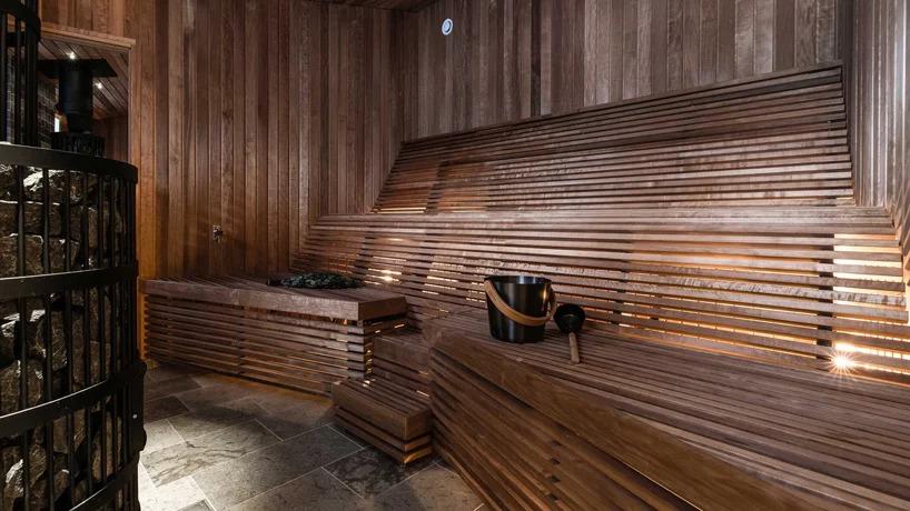 Una sauna per sopportare le basse temperature / Arctic Bath/Anders Blomqvist/Pasquale Baseotto/Johan Jansson