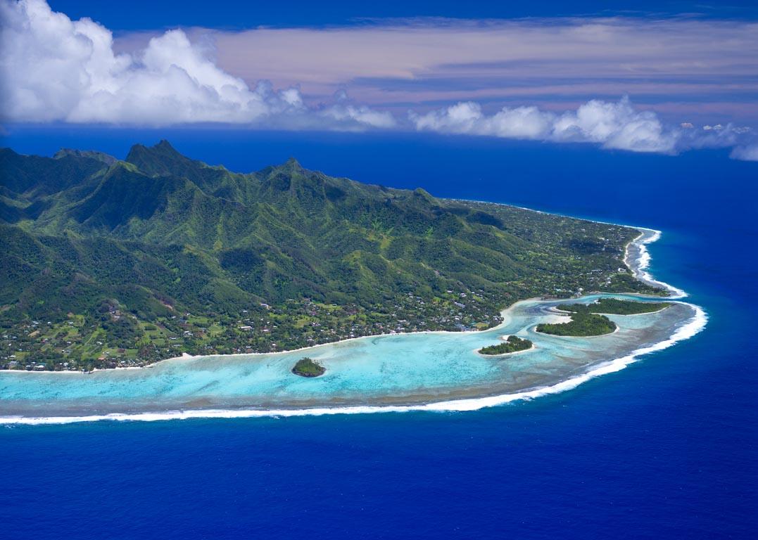 Le piccole isole Cook sono un vero e proprio paradiso situato in Polinesia / Cook Island Travel