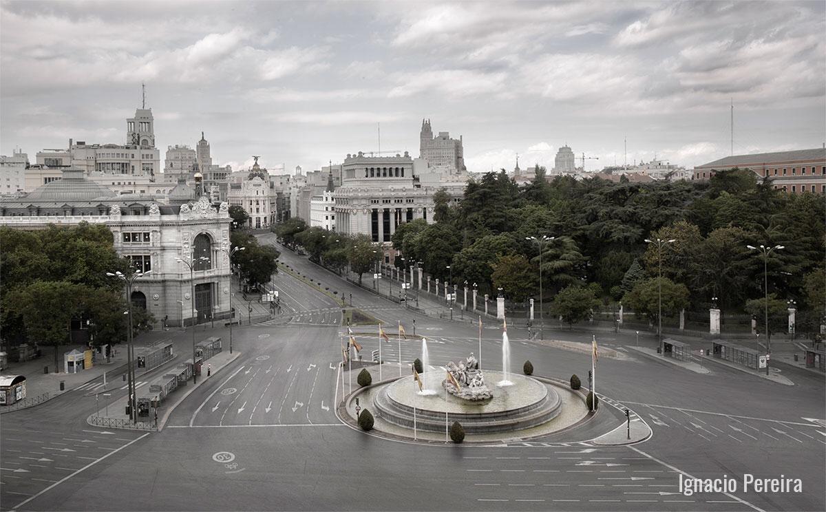 Plaza de Cibeles, Madrid