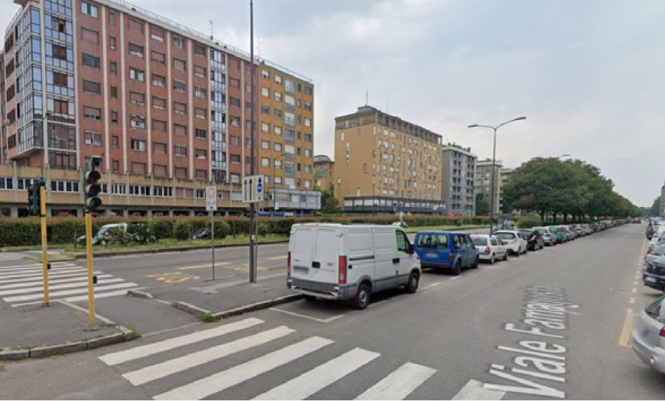 Viale Famagosta / Comune di Milano
