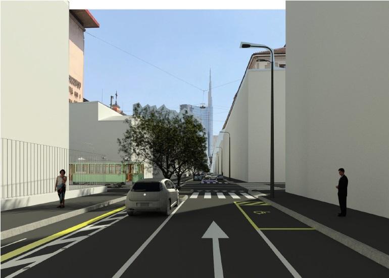 Zona Isola - Monumentale - Ceresio / Comune di Milano