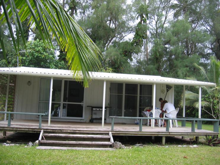 Una tipica casa delle Isole Cook / Juel Martinsen / Flickr/Creative commons